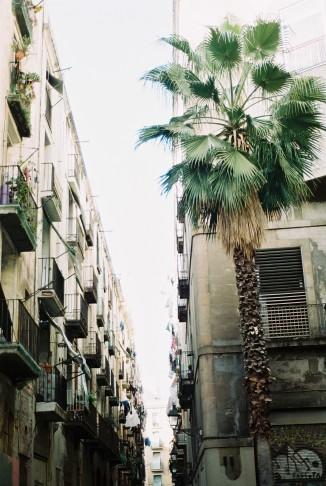 Barcelona on film